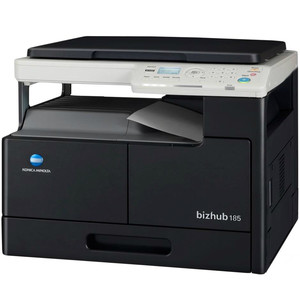Konica Minolta bizhub 185 Russian Version